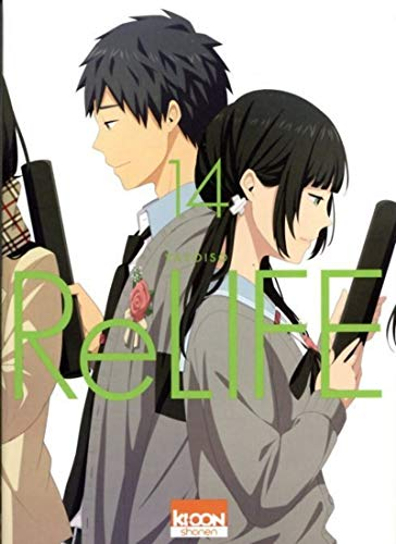 ReLIFE Edition simple Tome 14