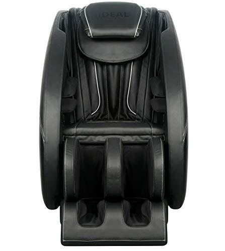 ideal massage Full Featured Shiatsu Chair with Built in Heat Zero Gravity Positioning Deep Tissue...