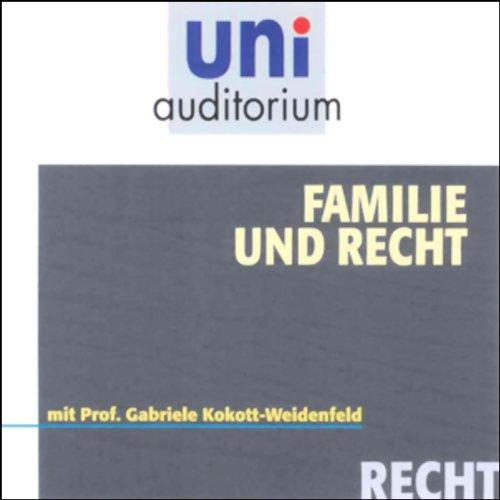 Familie und Recht Titelbild