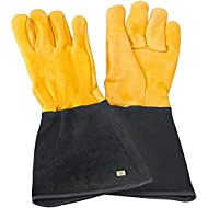 Gold Leaf Tough Touch Gloves