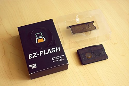EZ-Flash IV OMEGA- NEW!! 4 GameBoy Advance - GBA - Game Boy - Latest Version