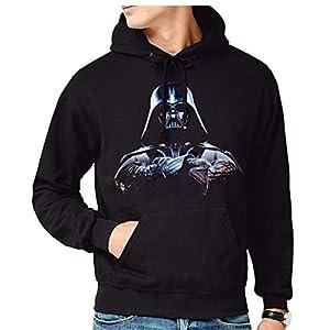 Sudadera de Hombre Star Wars Dark Vader Yoda Death Star 033 18
