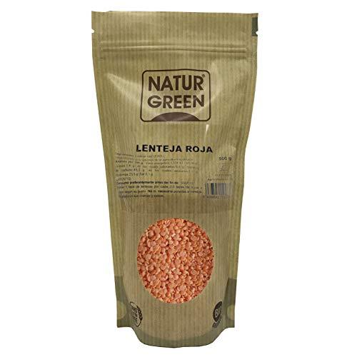 NaturGreen Lenteja Roja Bio 500 G 500 g