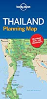 Lonely Planet Thailand Planning Map 1 (Planning Maps)