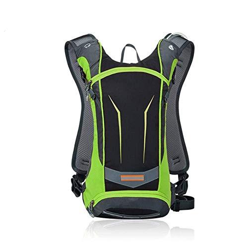 ZXL Outdoor Riding Water Bag Rugzak Klimmen Tas Vrije tijd Sport Rugzak Ademende Fiets Rugzak Opvouwbare Hardlopen Daypack