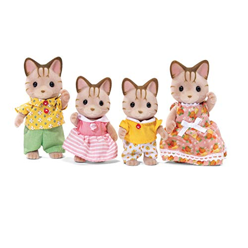 Calico Critters, Sandy Cat Family,...