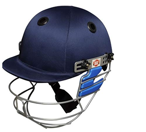 SS Cricket Matrix Premium Cricket Helmet with Track Wheel ' Mens 2019 Edition