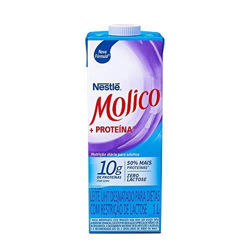 Leite Desnatado Molico +Proteína Zero Lactose 1L