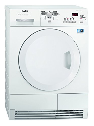 AEG T67680IH3 A+++ Freestanding 8kg Front-load White
