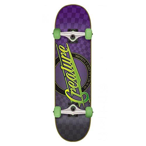 Skateboard komplett professionelle Creature Horror City Sk8COMPLETES 7.9