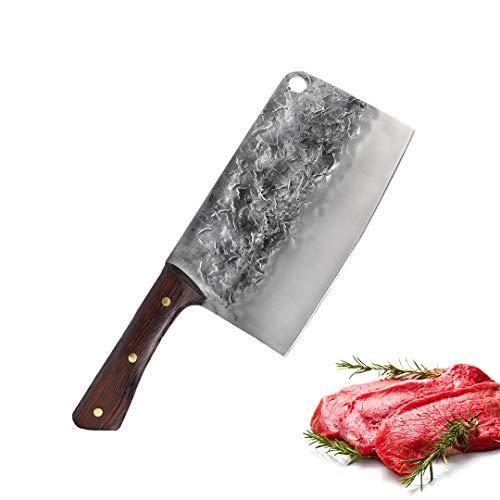 Pamura - Meat Chef - Küchenmesser - Messer - Hackmesser - Knife - Hochwertige & scharfe Klingen - Robust - Langlebig