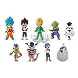 Banpresto Ban82634 Dragon Ball Z-Figuras coleccionables, Juventud Unisex, Modelos Surtidos, 7 cm