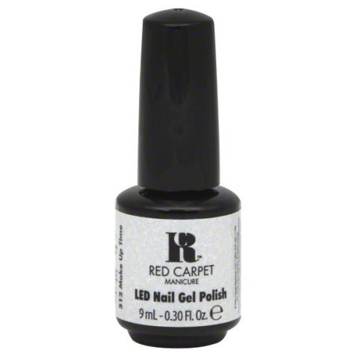 胚芽悪い適用済みRed Carpet Manicure Gel Polish, Make Up Time, 0.3 Fluid Ounce by Red Carpet Manicure [並行輸入品]