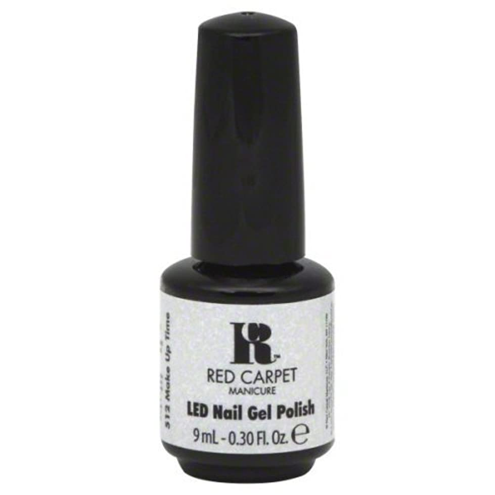 夜明け記事プレゼントRed Carpet Manicure Gel Polish, Make Up Time, 0.3 Fluid Ounce by Red Carpet Manicure [並行輸入品]