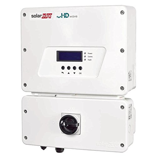 SolarEdge SE7600H-US Inverter Plus EV Charger