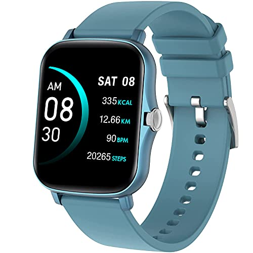 """Fire-Boltt Beast SpO2 1.69"""" Industry's Largest Display Size Full Touch Smart Watch with Blood..."""