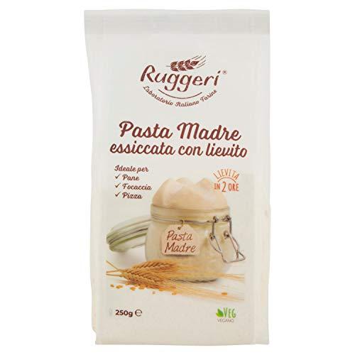 Ruggeri Pasta Madre Essiccata con Lievito con Germe di Grano, 250g