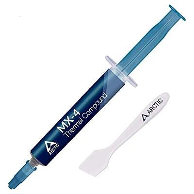 ARCTIC MX-4 (Espátula incl., 4 g) - Compuesto térmico de alto rendimiento de micropartículas de carbono, pasta térmica… 10