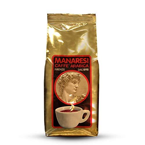 confezionamento sottovuoto di caffè in grani