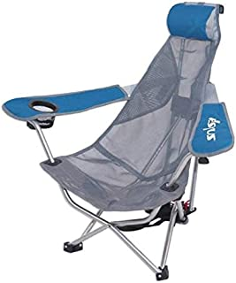 Kelsyus Mesh Folding Backpack Beach Chair - 2 Pack