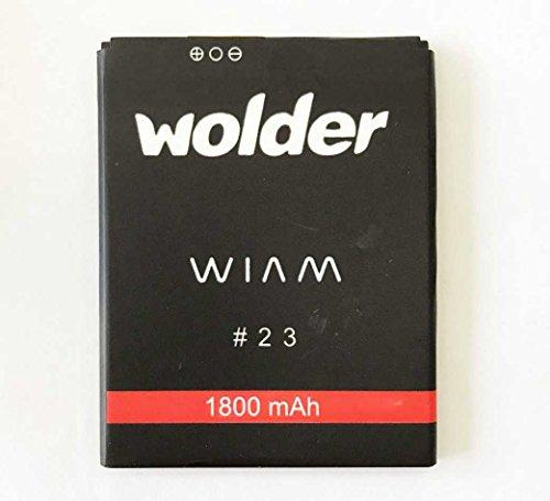 Todobarato24h Bateria Wolder WIAM 23 (4G) 1800 Mha