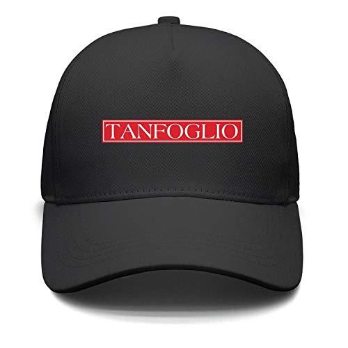 Wankens Unisex Casual Baseball Cap Tanfoglio-Logo- Fitted Adjustable Snapback Hat