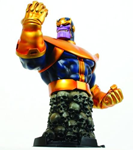 BOWEN MARVEL UNIVERSE THANOS MINI BUST