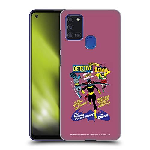 Head Case Designs Licenza Ufficiale Batman DC Comics Batgirl Robin Detective Comics 359 Copertine di Libri Comici Famosi Cover Dura per Parte Posteriore Compatibile con Samsung Galaxy A21s (2020)
