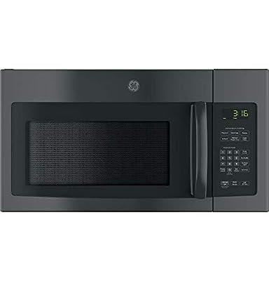 GE JNM3163DJBB Over-the- Over-the-Range Microwave, 1.6