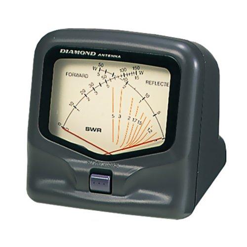 第一電波工業 ダイヤモンド クロスニードルSWRパワー計 SX20C - ダイヤモンドアンテナ