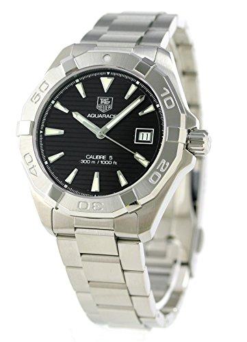 [タグホイヤー]TAGHEUER腕時計アクアレーサーキャリバー5ブラックWAY2110.BA0928自動巻きメンズ新品[並行輸入品]