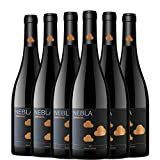 Nebla Garnacha Vino Tinto D.O. Valencia 6 Botellas - 750 ml