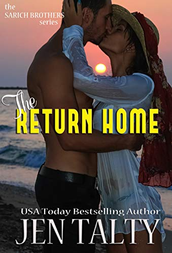The Return Home: The Aegis Network (the SARICH BROTHERS series Book 4)