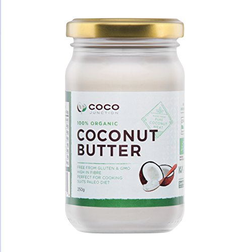 Organic Coconut Butter 250g (Divers)