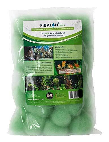FIBALON PLUS 350g - Hochwirksames Filtermaterial für Teich und Aquaristik