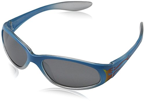 DICEB|#Dice Dice Kinder Sonnenbrille, shiny crystal/blue, D036194
