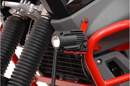 SW-Motech Support de Phare Noir pour Yamaha Ténéré XT660Z (07)