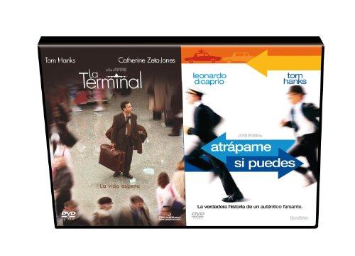 Pack Atrápame Si Puedes + La Terminal [DVD]