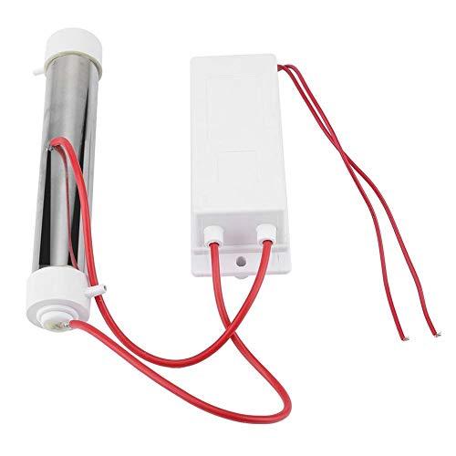 KSTE Generador de ozono 1 PC de 3g ozonizador, generador de ozono Tubo for el hogar del purificador del Aire del esterilizador del Limpiador (110 y 220 V) ⭐