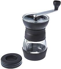 Hario Molinillo de café de cerámica Pro 19 cm negro