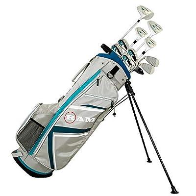 Ram Golf Accubar Plus Ladies Golf Clubs Set -Graphite Shaft Woods & Irons