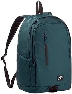 255071850b Nike BA4857-328 Sac à Dos Mixte Adulte, Jungle Profonde/Noir/Blanc