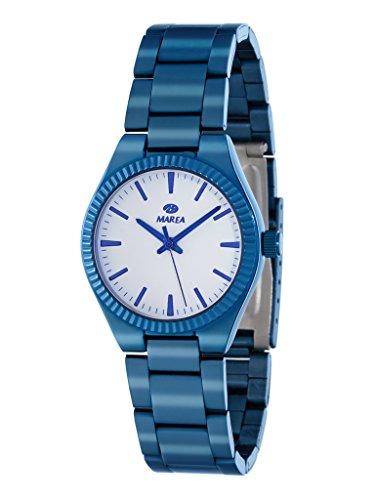 Reloj Marea Mujer B21169/10 Azul y Blanco