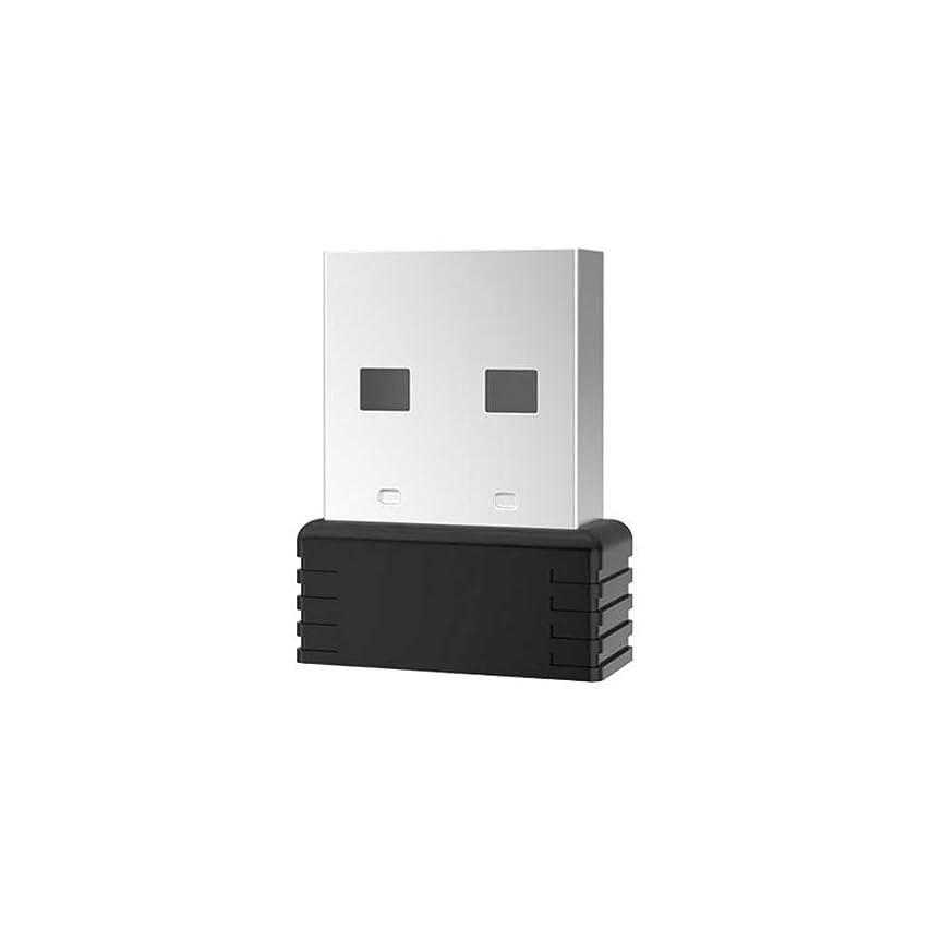 ポルティコに同意する消すAbnana CF-WU710V2ミニUSB Wi-fiアダプター2.4G Wifiドングル150Mbps 802.11b / g/n WifiエミッターWi fiレシーバーネットワークカードアンテナ