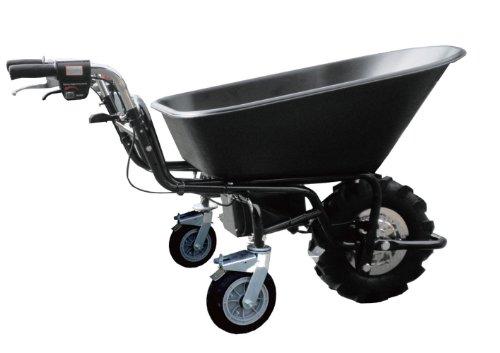 和コーポレーション エコ電動運搬車 バケットタイプ(ラグタイヤ仕様) KT-FBL