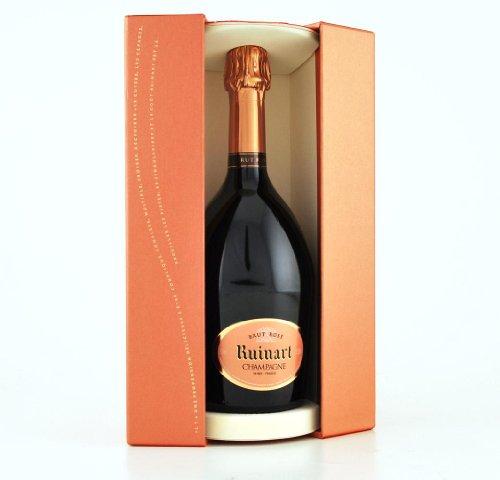 Ruinart Rose' Brut Ast. 7010716.1 Champagne, 750 ml