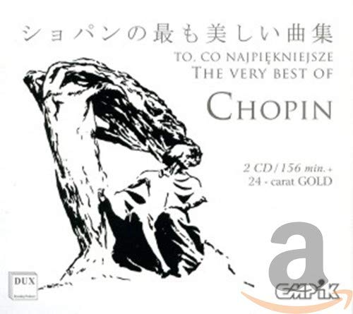 The Very Best of Chopin - 24 Karat Gold-CD