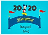 Disneyland  Autograph Book 2020: Perfect Gift For (Best Friends, Lover, Girl Friend, Daughter,Son)Kids personalized Autograph & Character Signature ... character pages for your Disney  Vacation