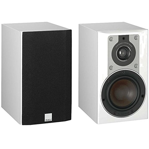 Dali OPTICON 1 Blanco Altavoz - Altavoces (De 2 vías, 2.0 Canales,...