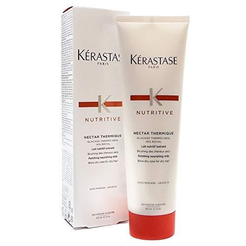 Kerastase Nutritive Nectar Thermique 150 ml Schützender & glättender Pflegenektar für trockenes lockiges Haar